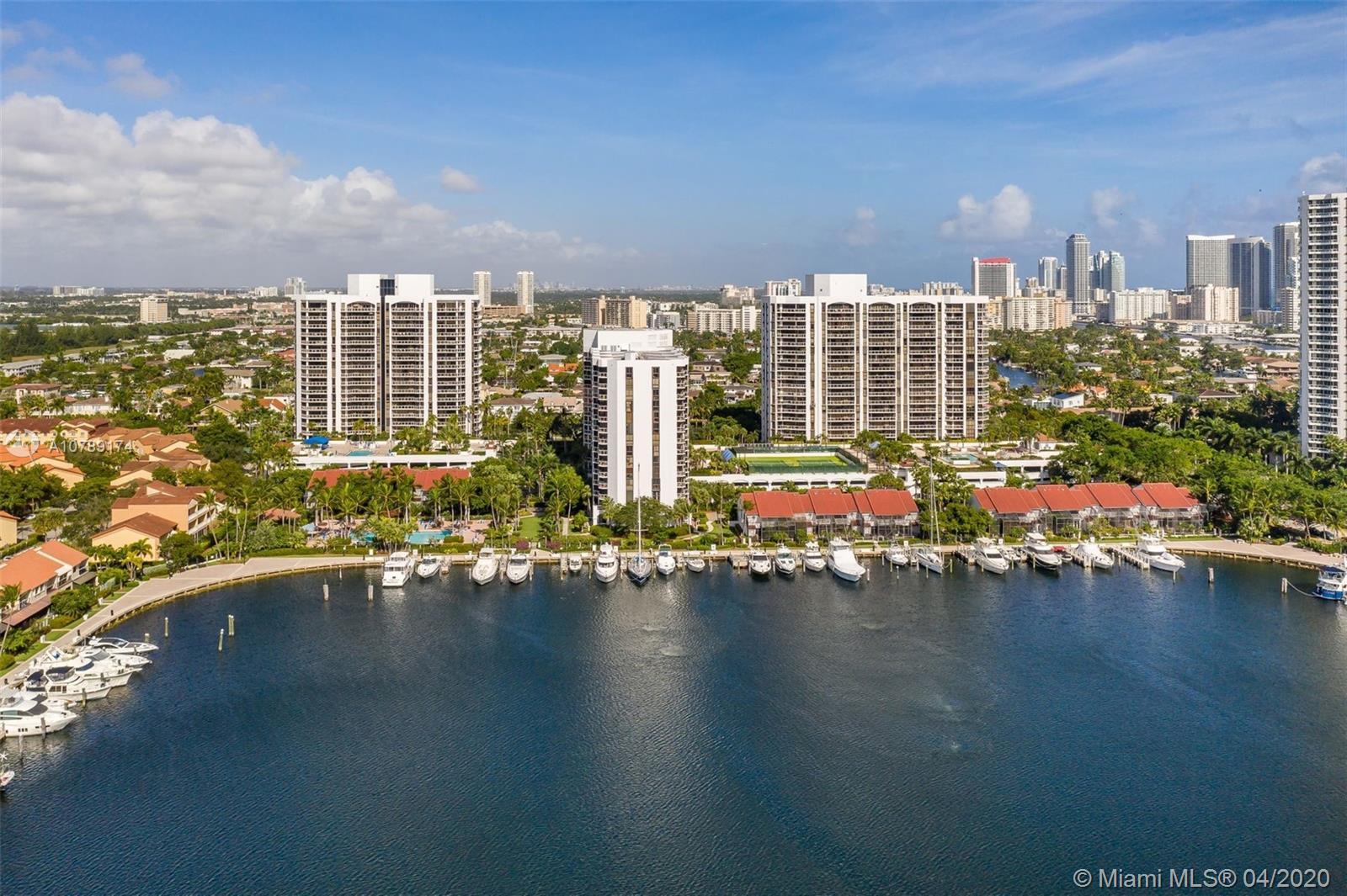 3610  Yacht Club Dr #PH02 For Sale A10789174, FL