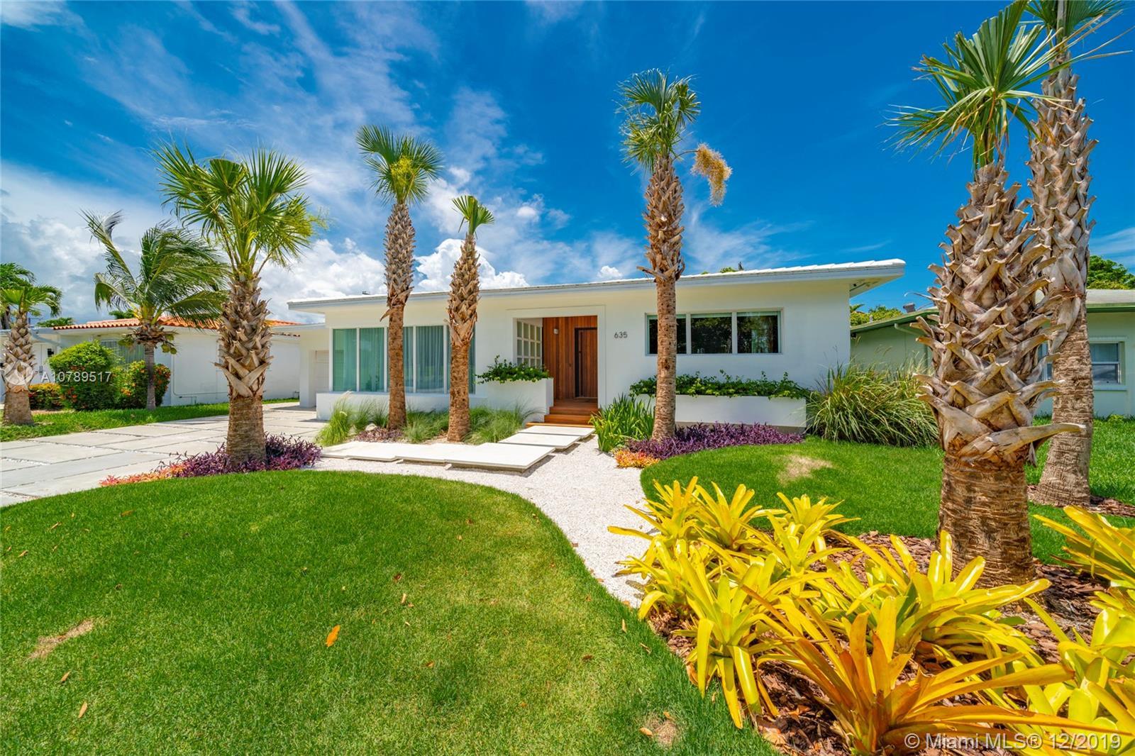 635 Fairway Dr, Miami Beach FL 33141