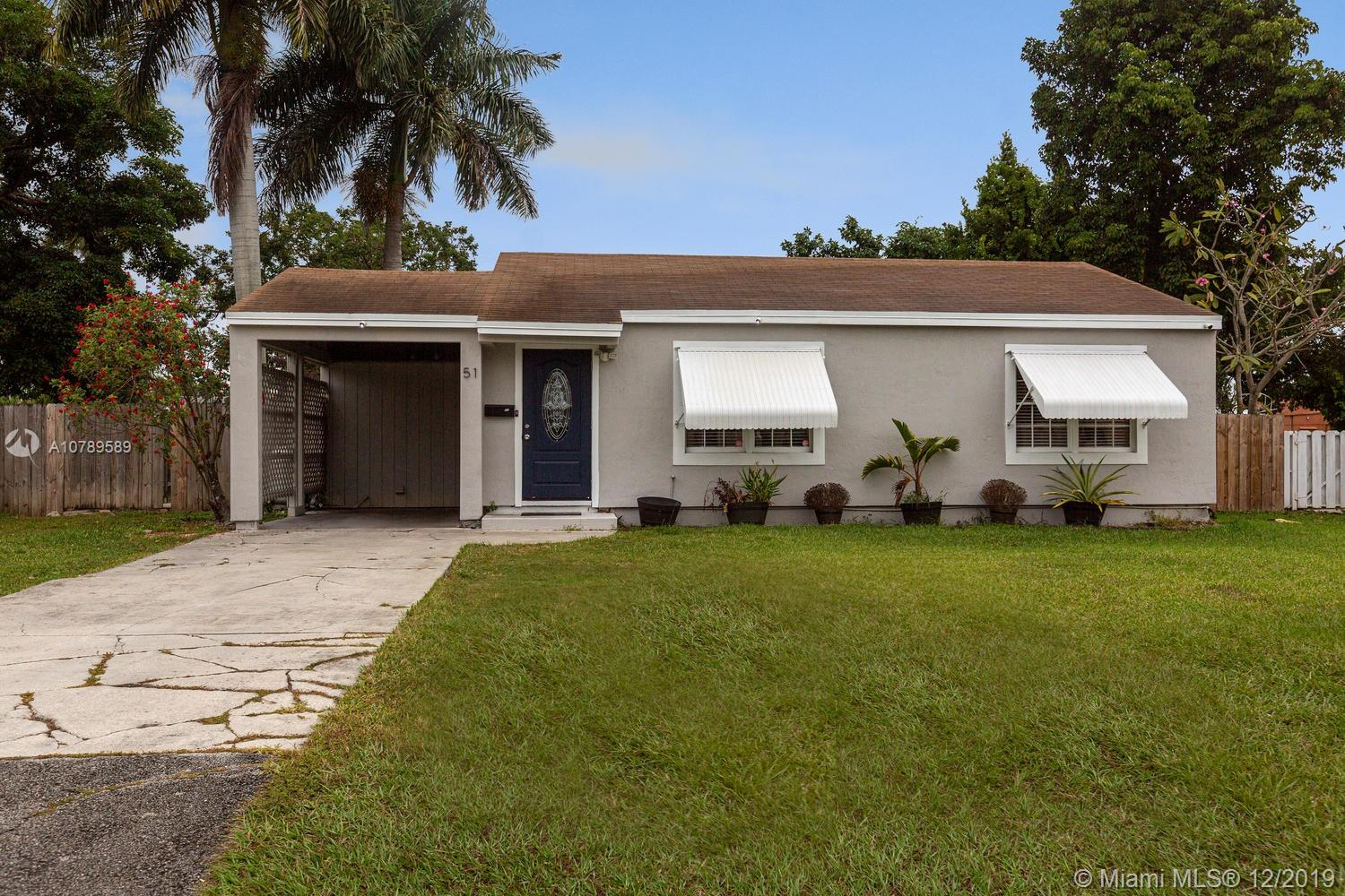 51 NW 13th St  For Sale A10789589, FL