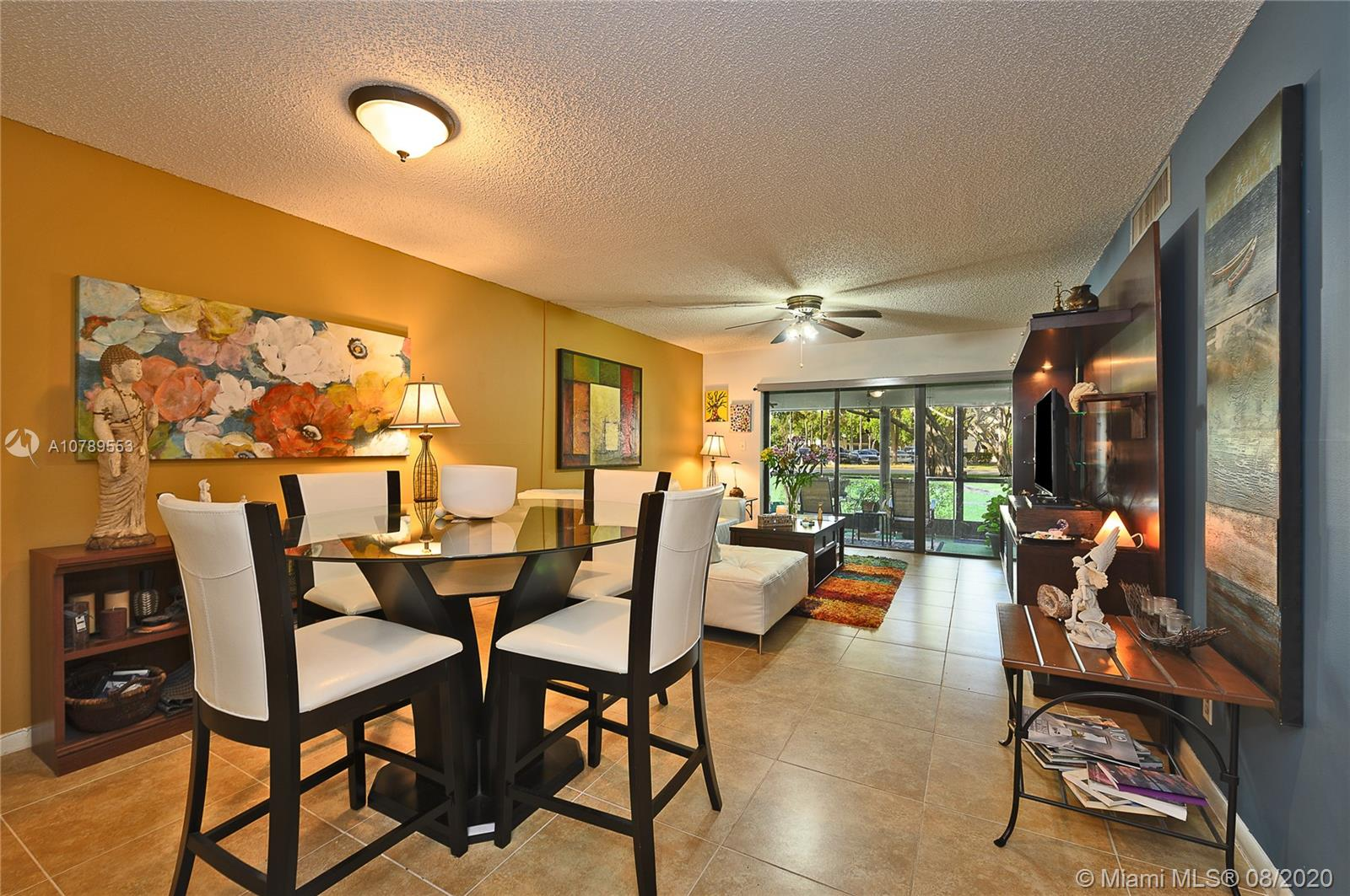 WOW!!! Very well kept unit in the prestigious community of Cypress Bend in Palm Aire. Corner unit with patio and backyard area. Great amenities including pools, tennis courts, shuffleboards and much more. Lots of guest parking available that can be used to park a second vehicle. Very responsive onsite association. This unit has been cared for and is very well maintained, lots of potentials to customize to your taste, no stairs, first-floor unit. Priced to sell!!!
