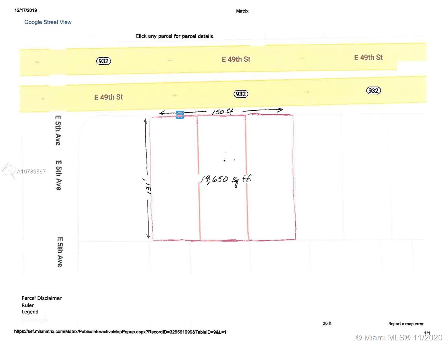 510 E 49th St  For Sale A10789567, FL