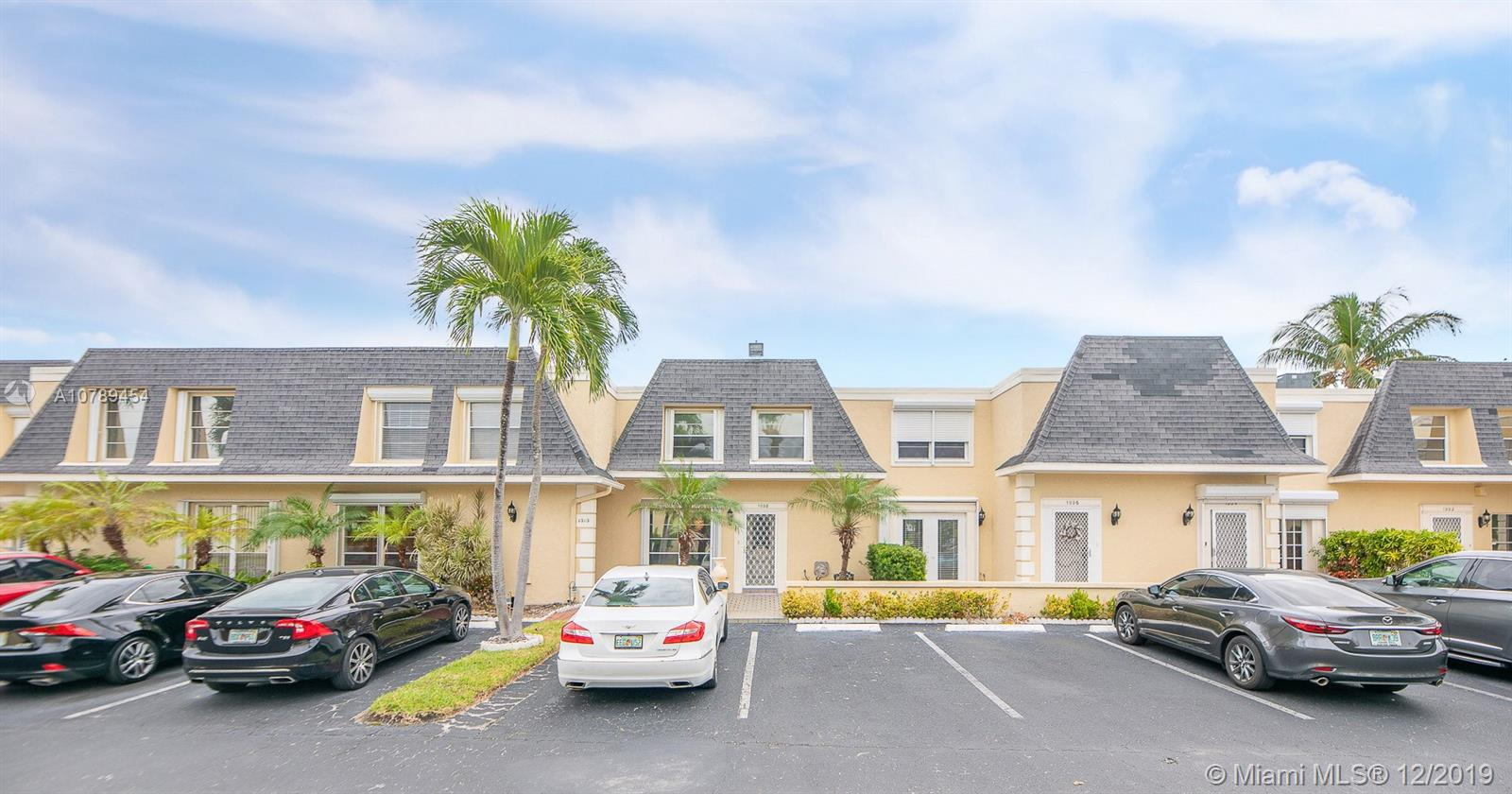 1008 NE 25th Ave #137 For Sale A10789454, FL