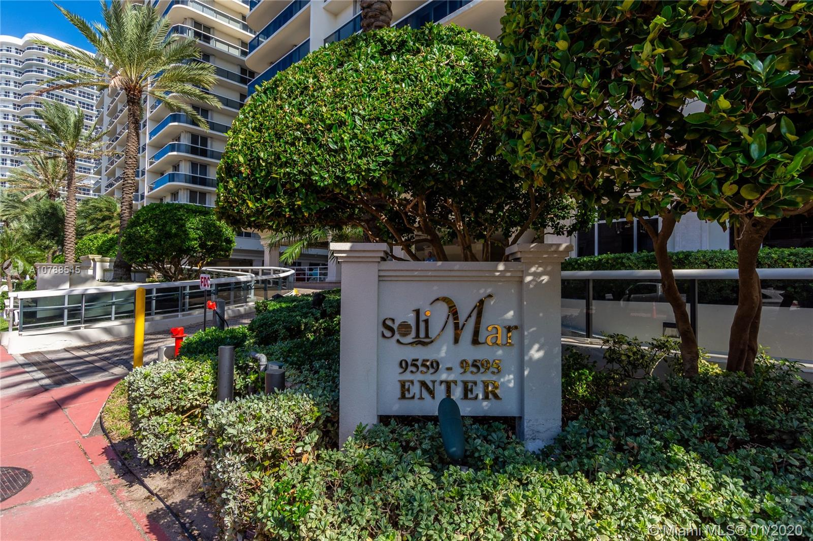9559  Collins Ave #S9-J For Sale A10788545, FL