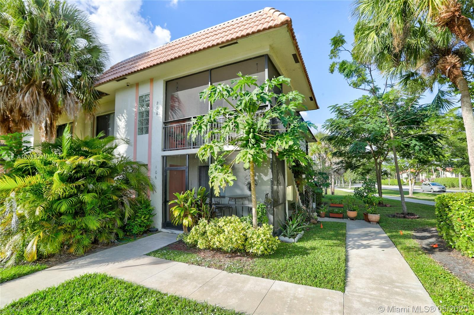 401  Lakeview Dr #206 For Sale A10789279, FL