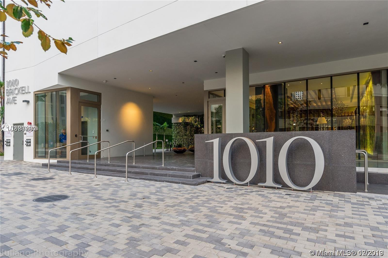 1010  Brickell Ave #2809 For Sale A10789836, FL