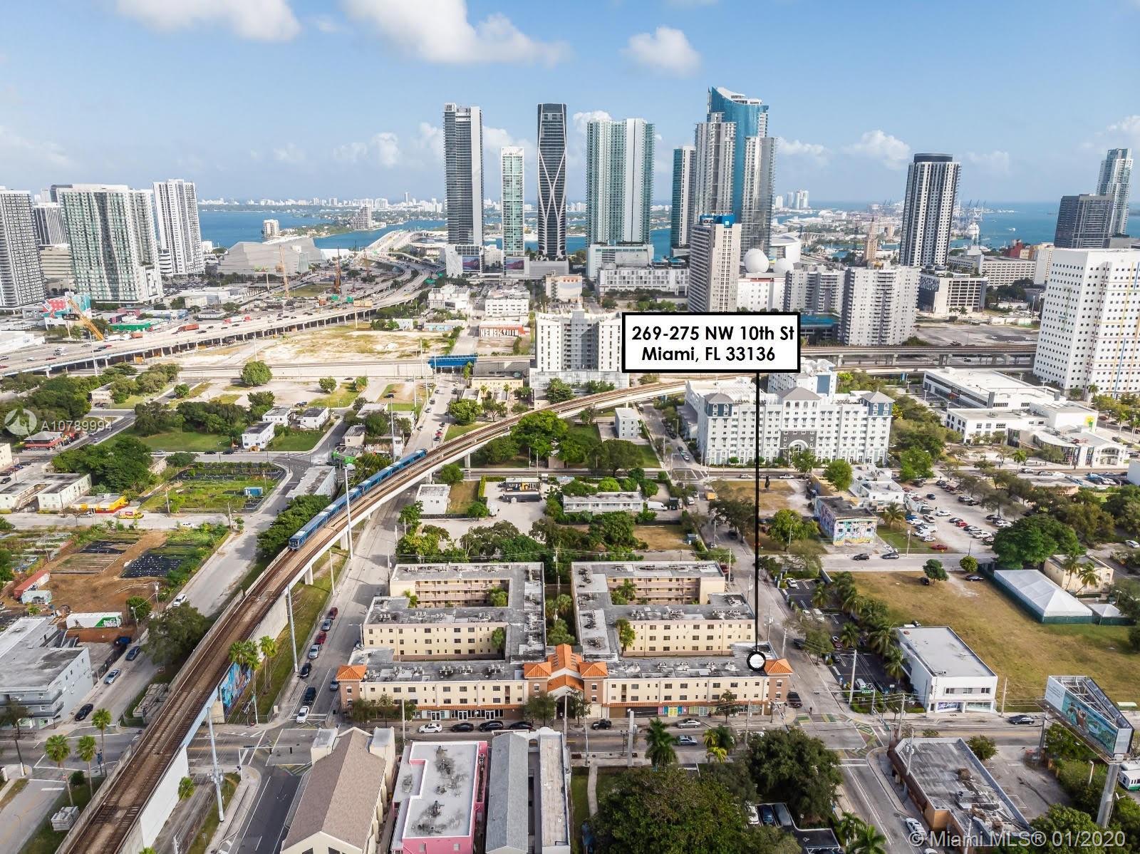269-275 NW 10th St, Miami, FL 33136