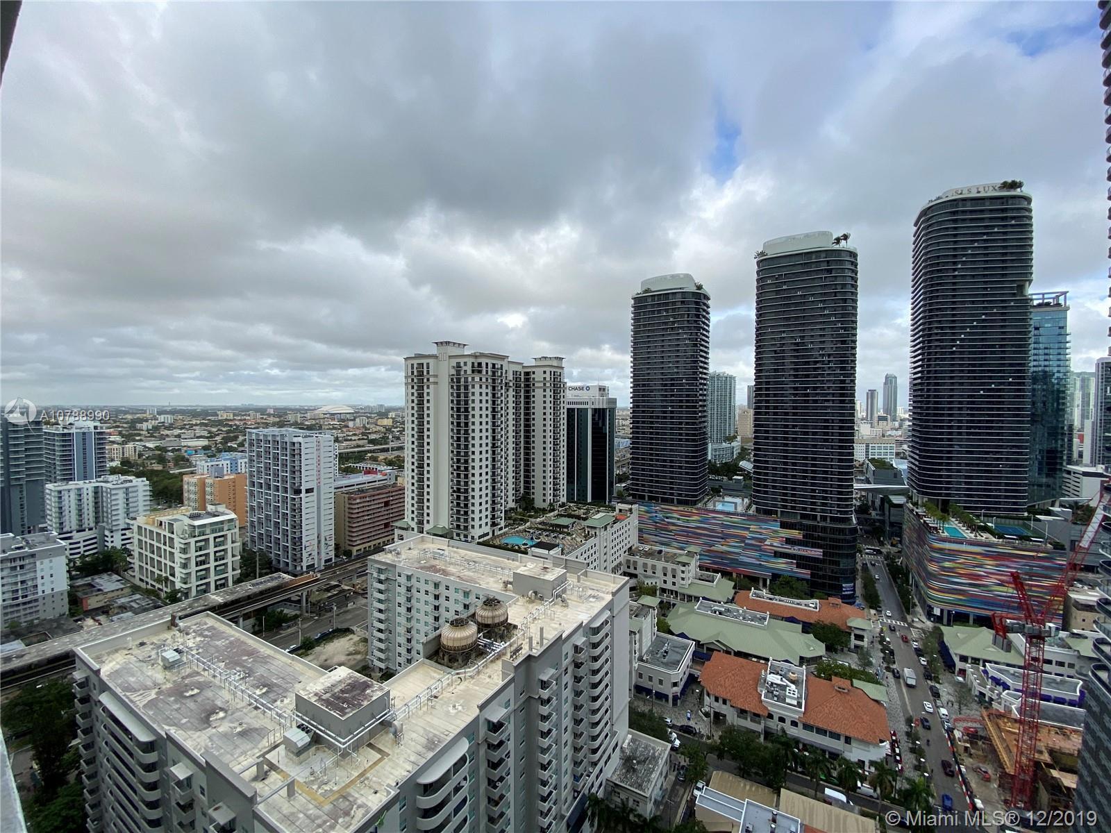 1100 S Miami Ave #2909 For Sale A10788990, FL