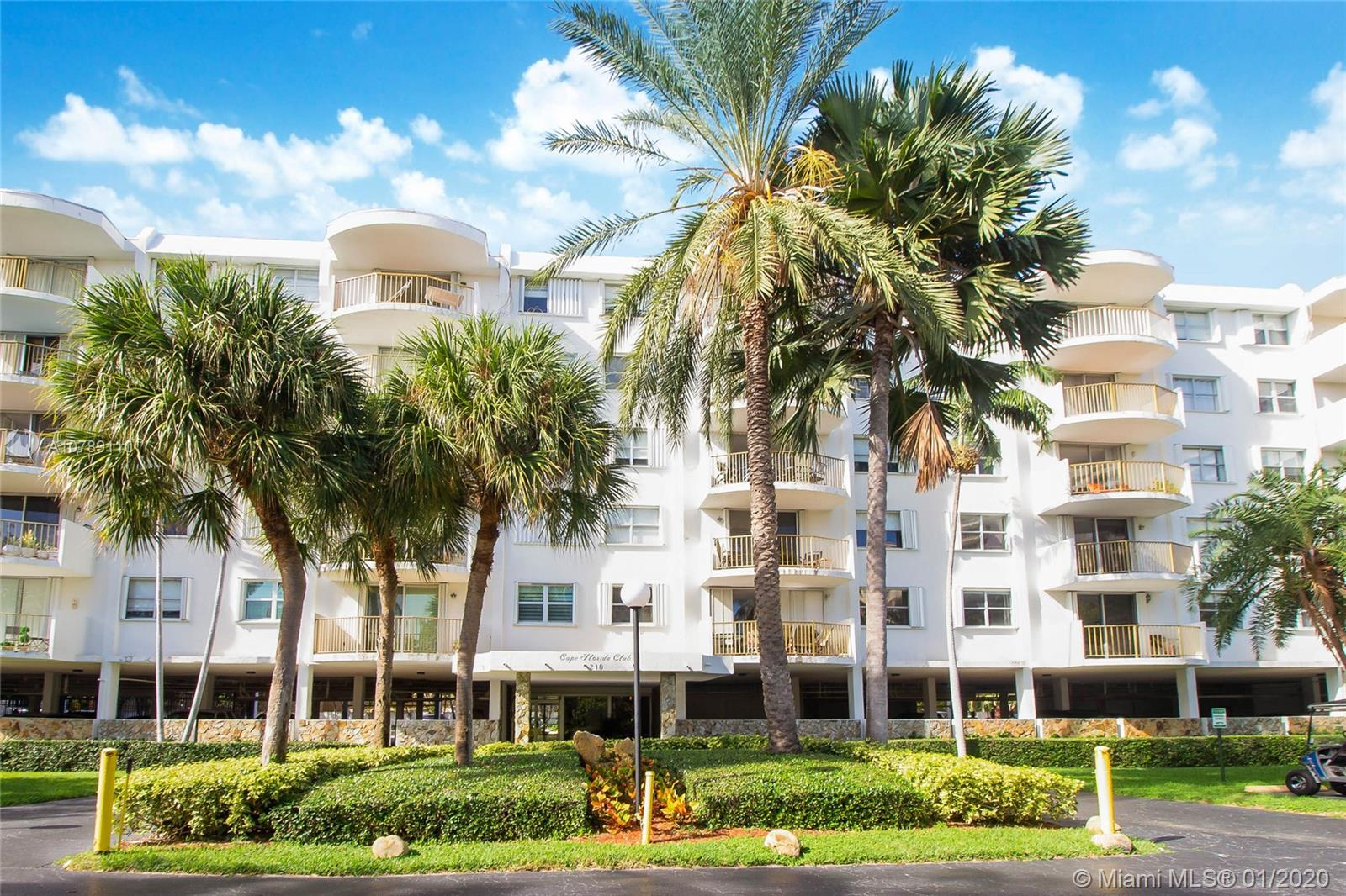 210  Sea View Dr #203 For Sale A10789110, FL