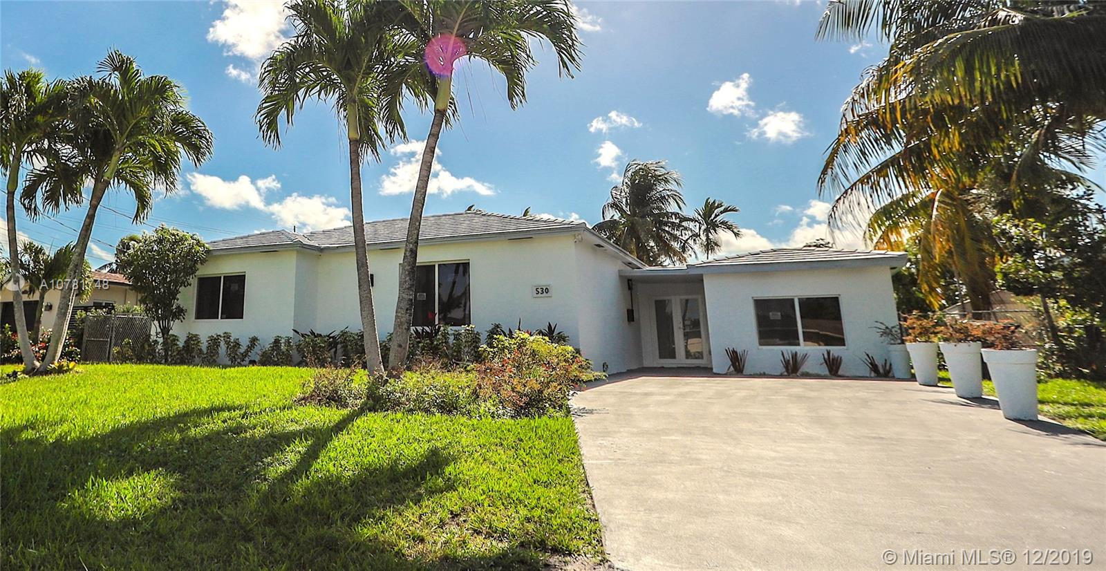 530 NW 87th St  For Sale A10781748, FL