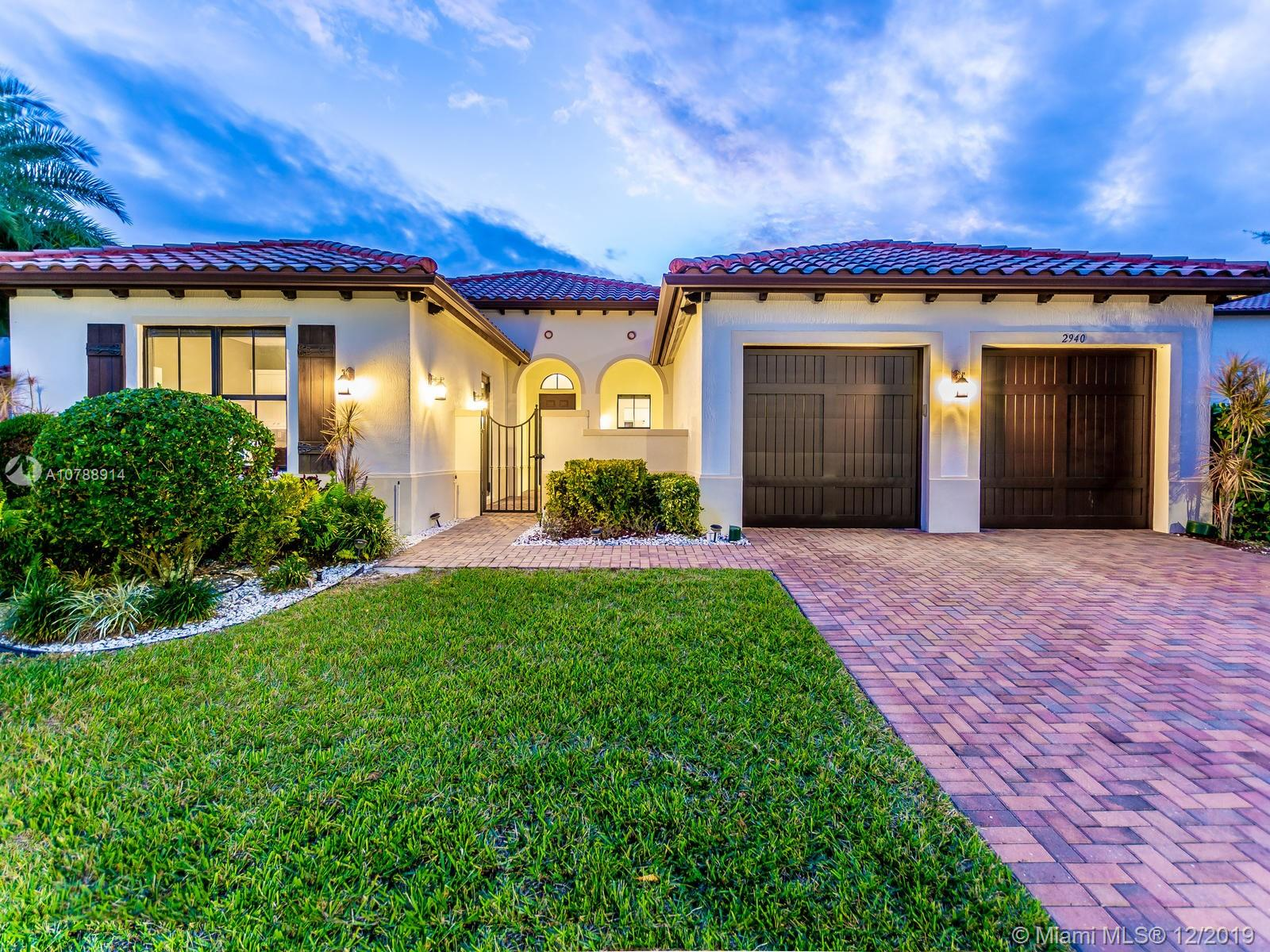 2940 NW 82nd Way  For Sale A10788914, FL
