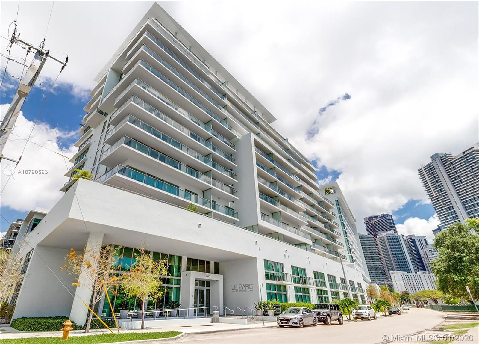 1600 SW 1st Ave #407 For Sale A10790593, FL