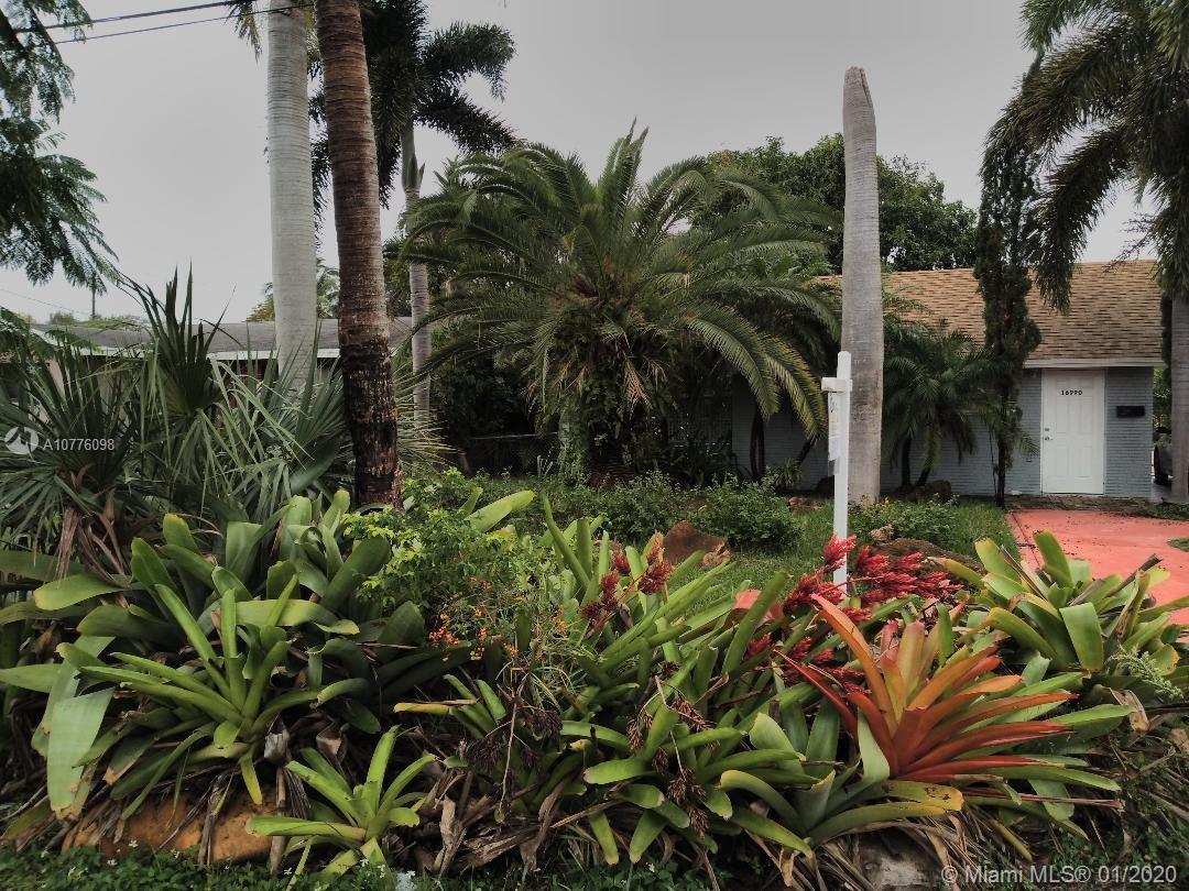 16990 NE 4th Pl, North Miami Beach, FL 33162