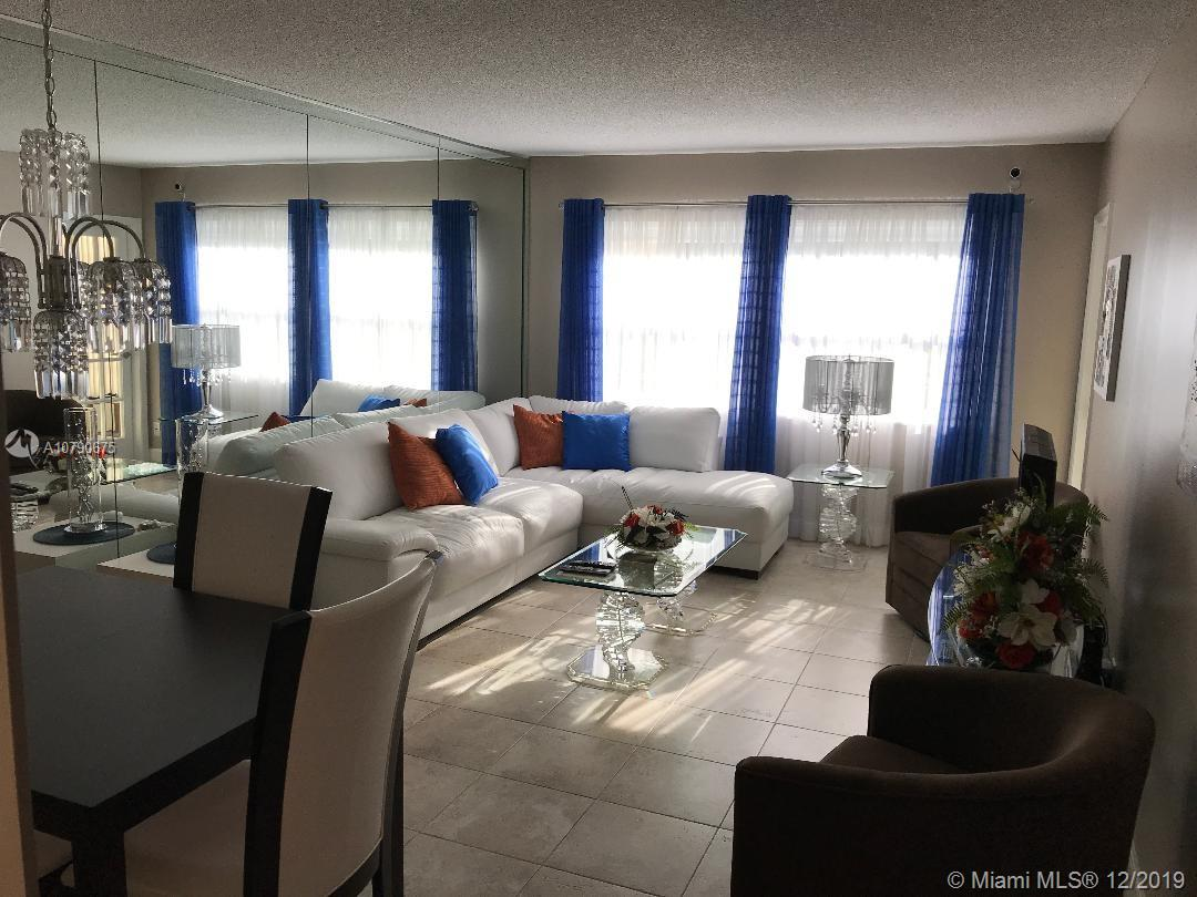 Probably the nicest 1/1 totally refurbished(see pictures) with 1st class furniture. Total cost over 100,000. So seller loss is buyer gain. Exceptional view of Clubhouse/Pool area. Florida Room enclosed can be used as 2nd bedroom..but at a substantial savings with a regular 2/2.