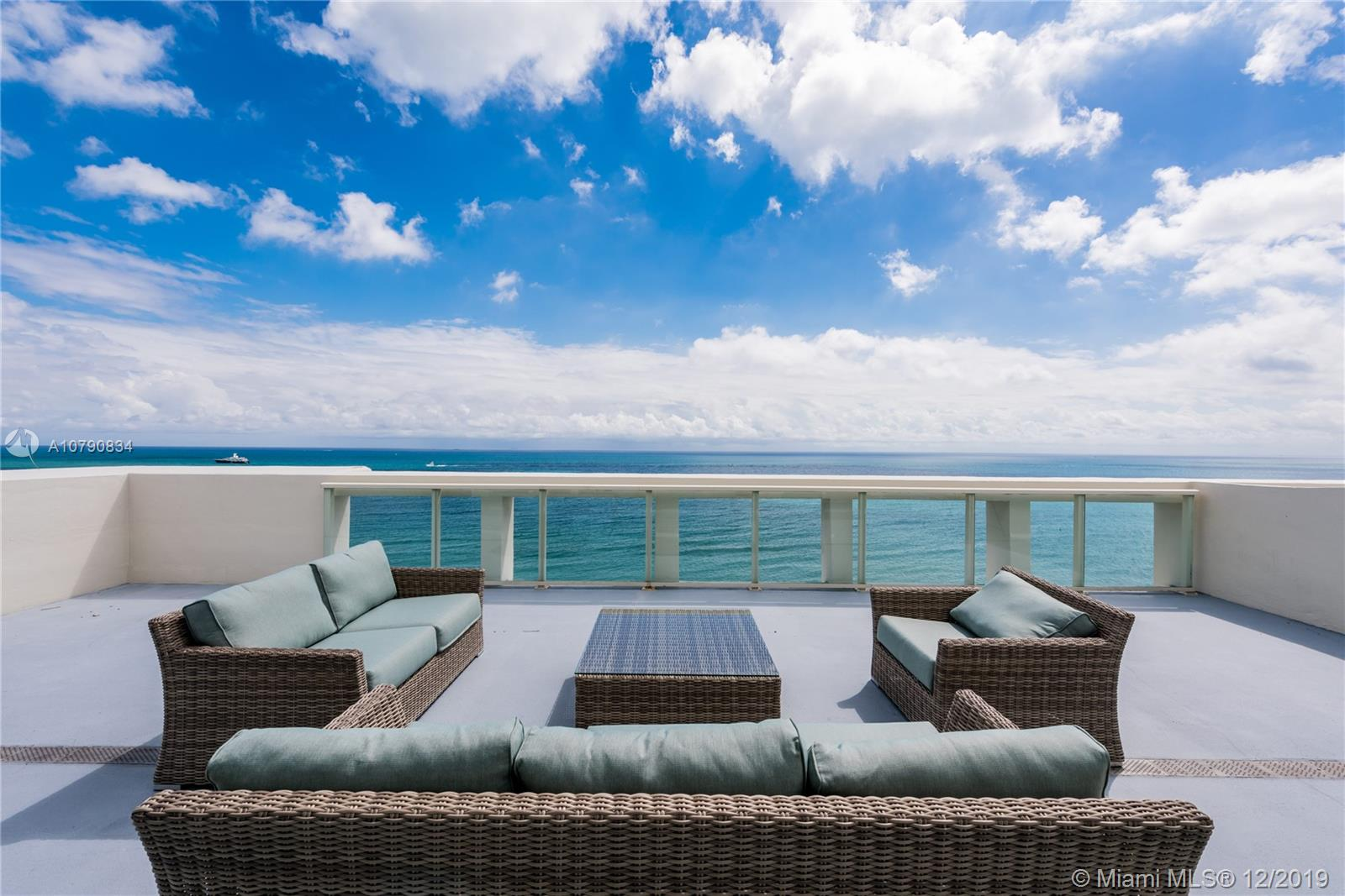 9499  Collins Ave #PH-02 For Sale A10790834, FL