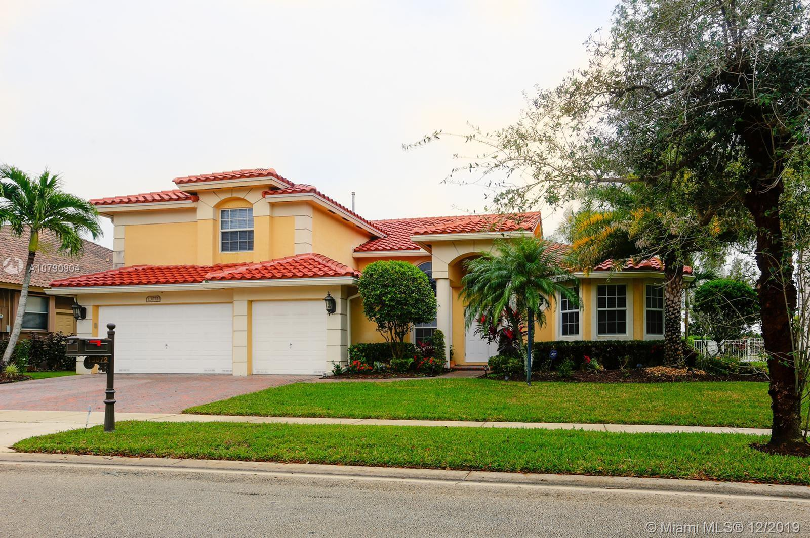 13072 NW 23rd St  For Sale A10790904, FL