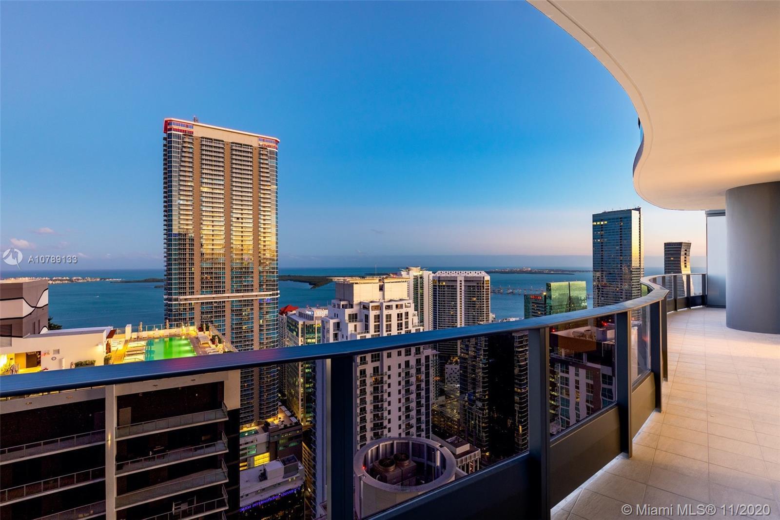 1000  Brickell Plaza #PH5403 For Sale A10789133, FL