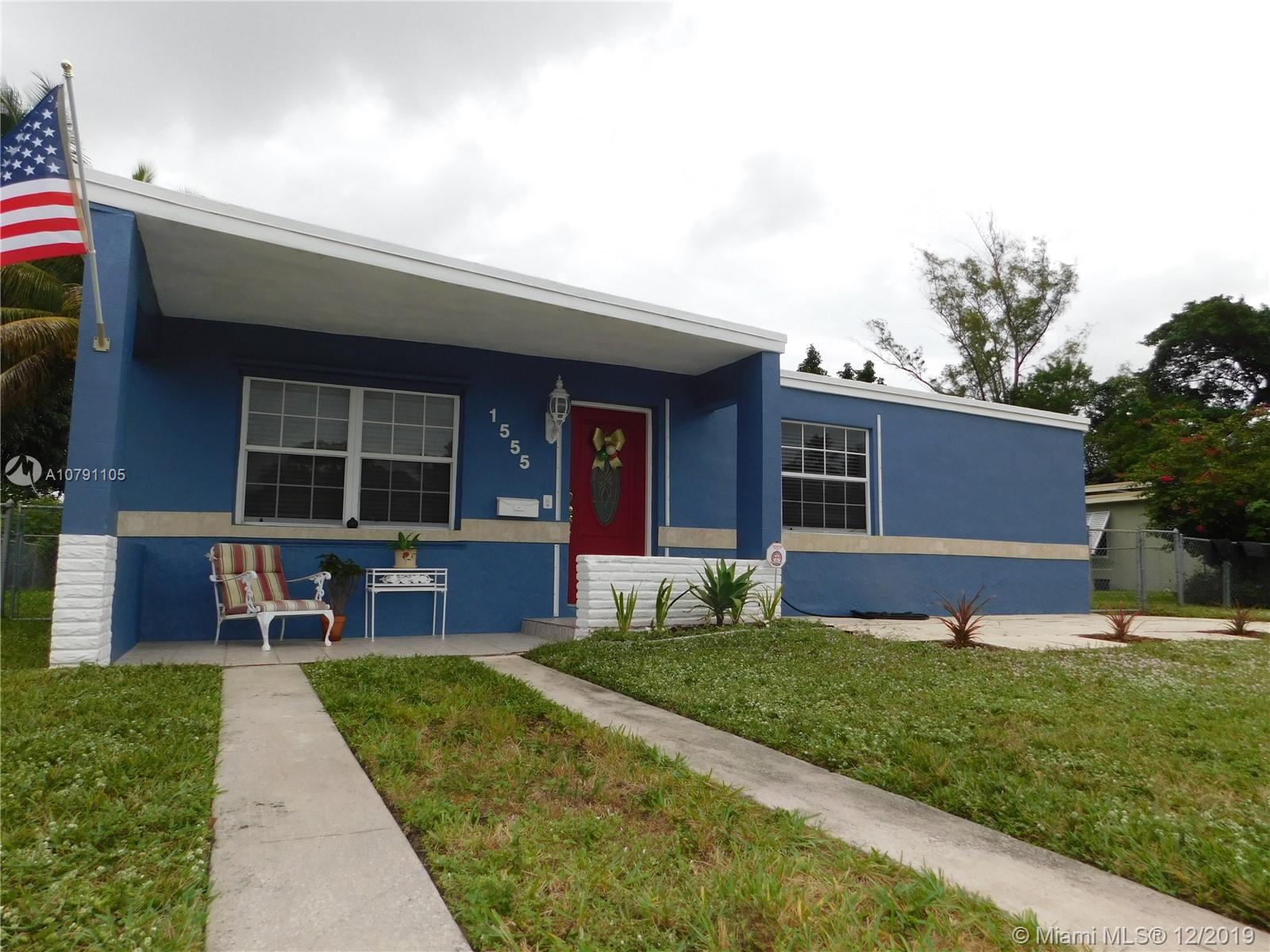 1555 NE 139th St  For Sale A10791105, FL