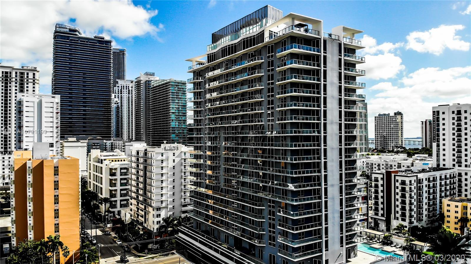 1010 SW 2nd Ave #1007 For Sale A10791199, FL