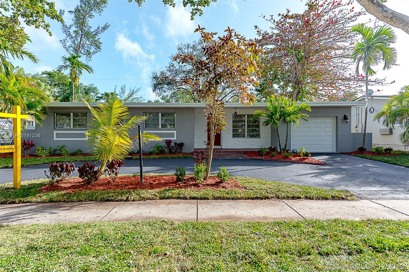 330 NE 121st Ter  For Sale A10791236, FL