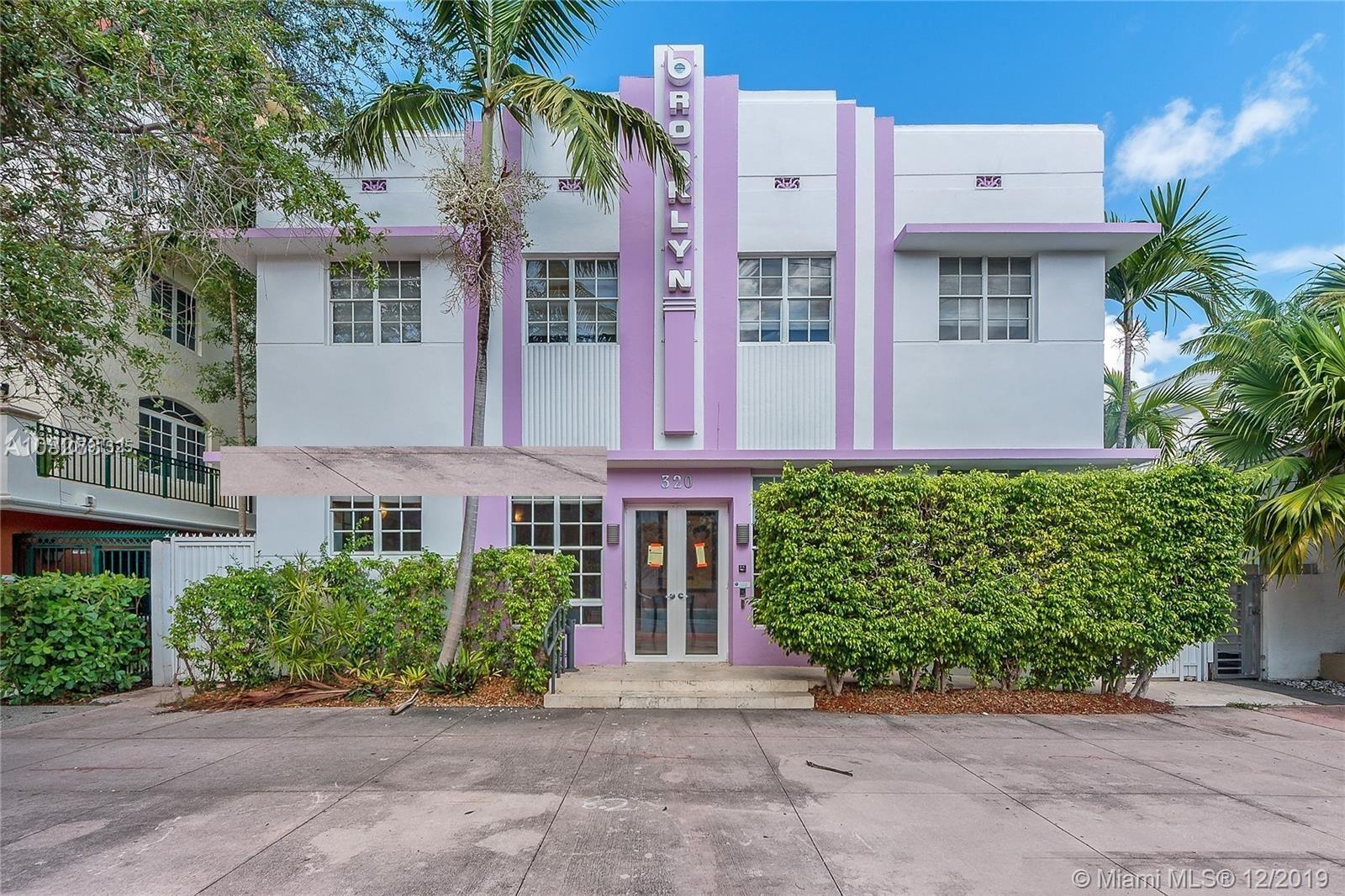 320  Euclid Ave #O For Sale A10791325, FL