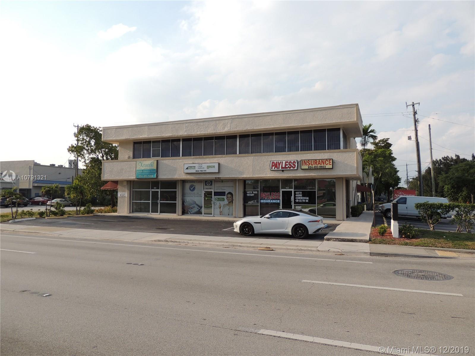 1041 W Commercial Blvd, Fort Lauderdale, FL 33309