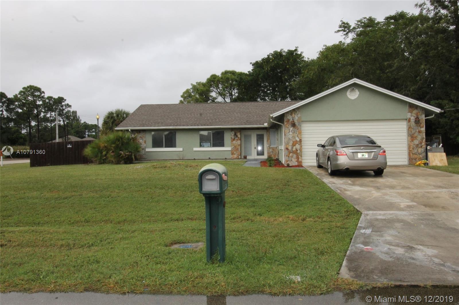 101 SE voltaire, Port St. Lucie, FL 34984