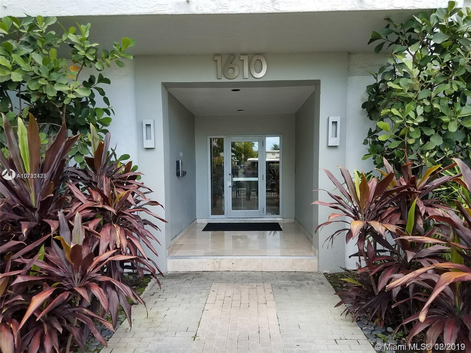 1610  Lenox Ave #203 For Sale A10791475, FL