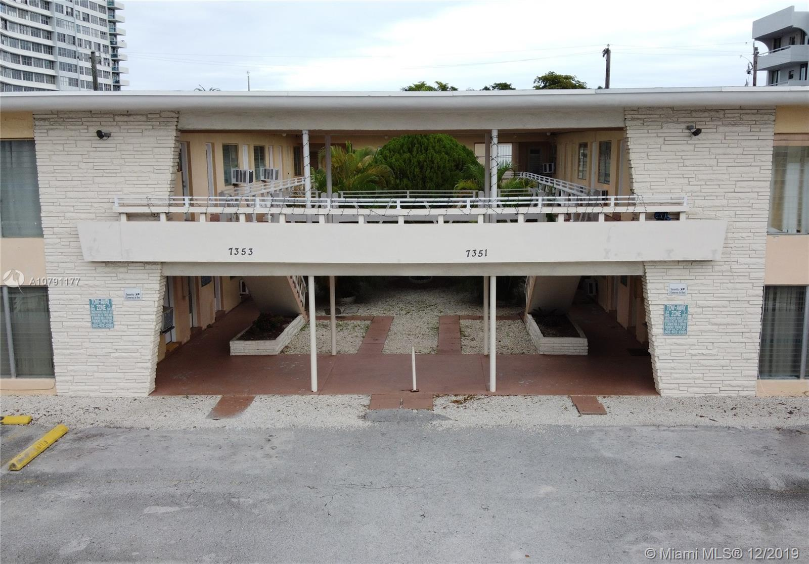7351  GARY AVE #7 For Sale A10791177, FL