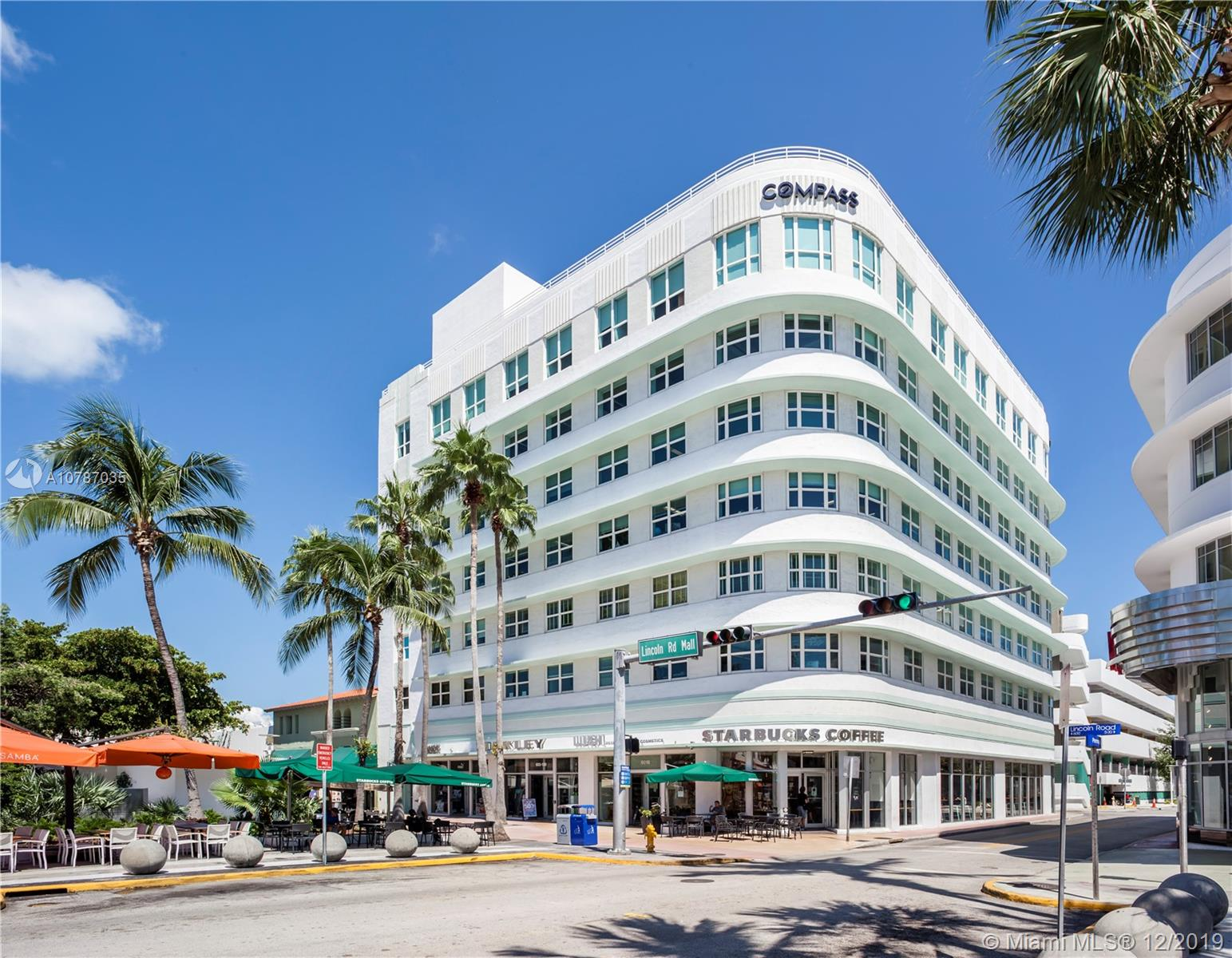 605  Lincoln Rd #460 For Sale A10787035, FL