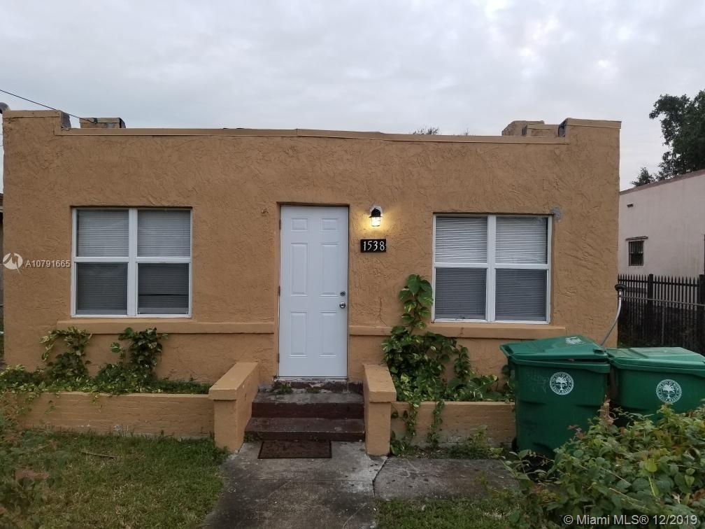 1538 NW 34 ST.  For Sale A10791665, FL