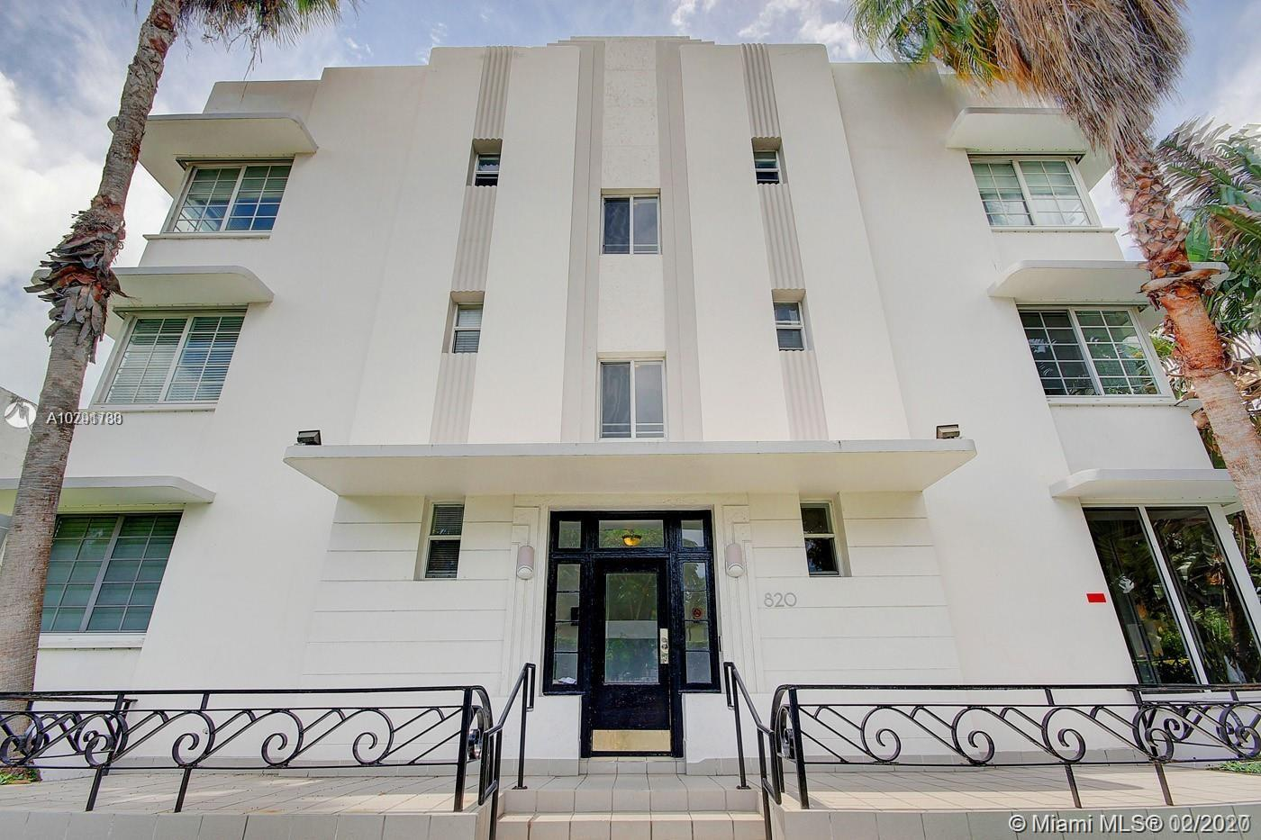 820  Euclid Ave #106 For Sale A10791738, FL