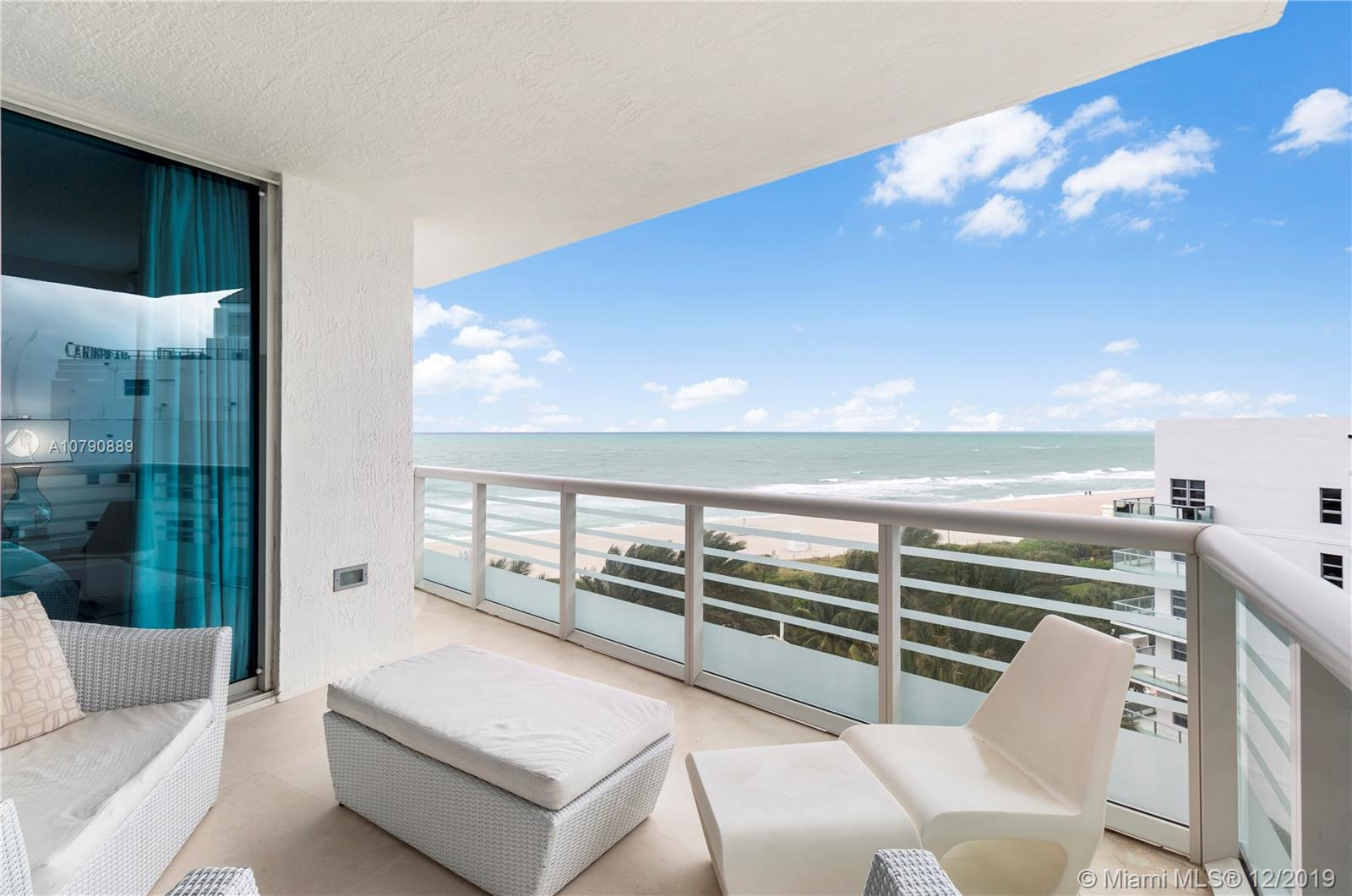 3801  Collins Ave #803 For Sale A10790889, FL