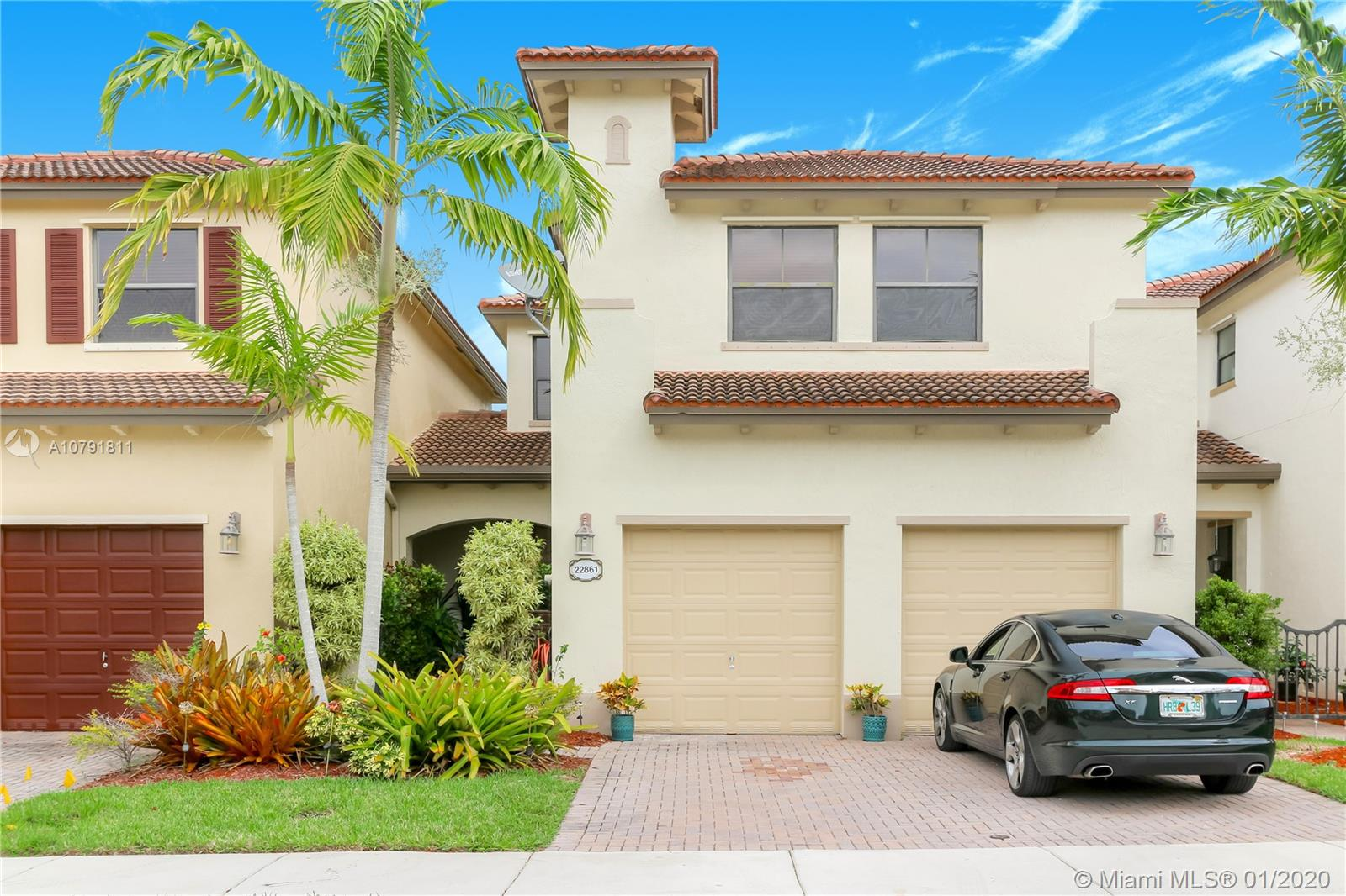 22861 SW 88th Pl  For Sale A10791811, FL