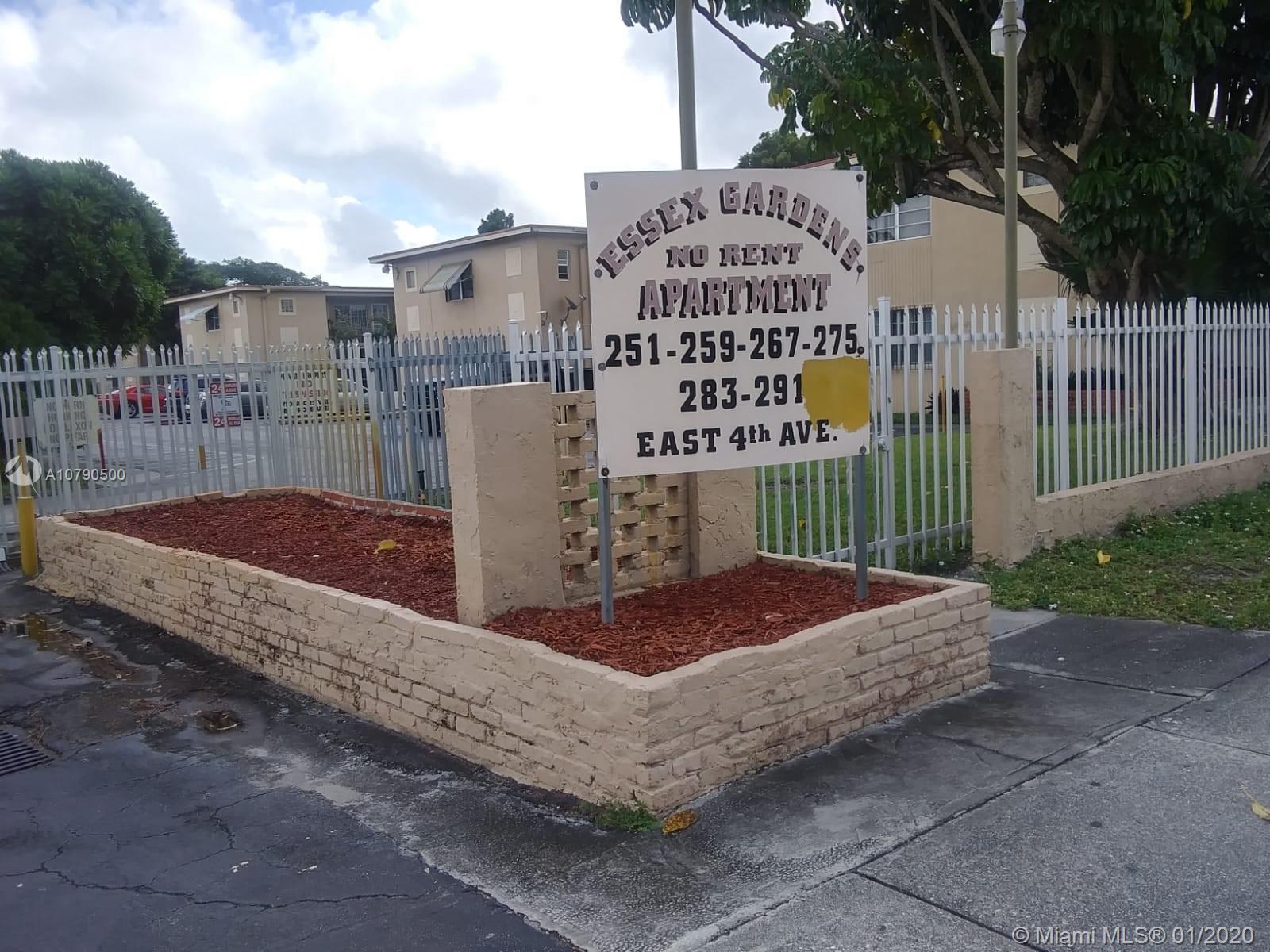 391 E 4th Ave #1 For Sale A10790500, FL
