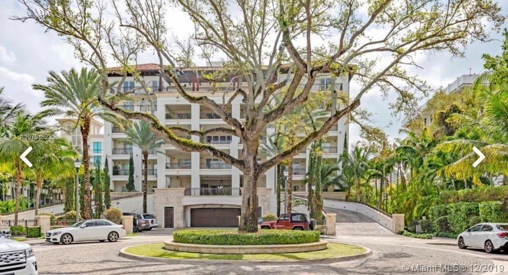Spectacular and exclusive coconut grove waterfront living in Residence at Vizcaya. Enjoy this 4,000sf 3 bedroom 4 1/2. with breathtaking waterfront ocean views, also additional room for maids quarters, Custom built kitchens and Italian cabinetry. wood floors,  State of the art kitchen appliances with 2 refrigerators. has audio light smart system.  Infinity pool private marina and direct ocean view. This boutique building with only 19 residencies offers the most tranquility setting most sought after. Call Listing agent for exclusive showing. Owner offers financing. Please note property is currently tenant occupied and lease must be honored starting as of June 1, 2020