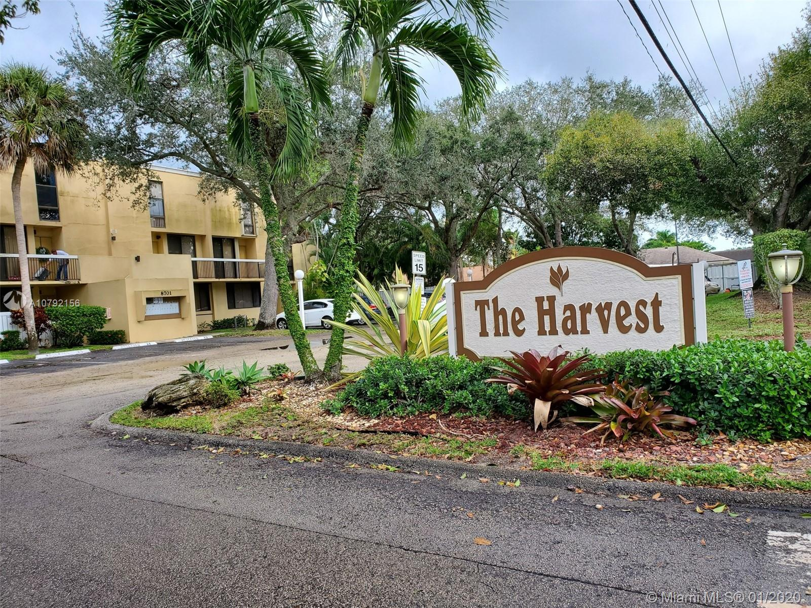 2921 SW 87th Ave #506 For Sale A10792156, FL