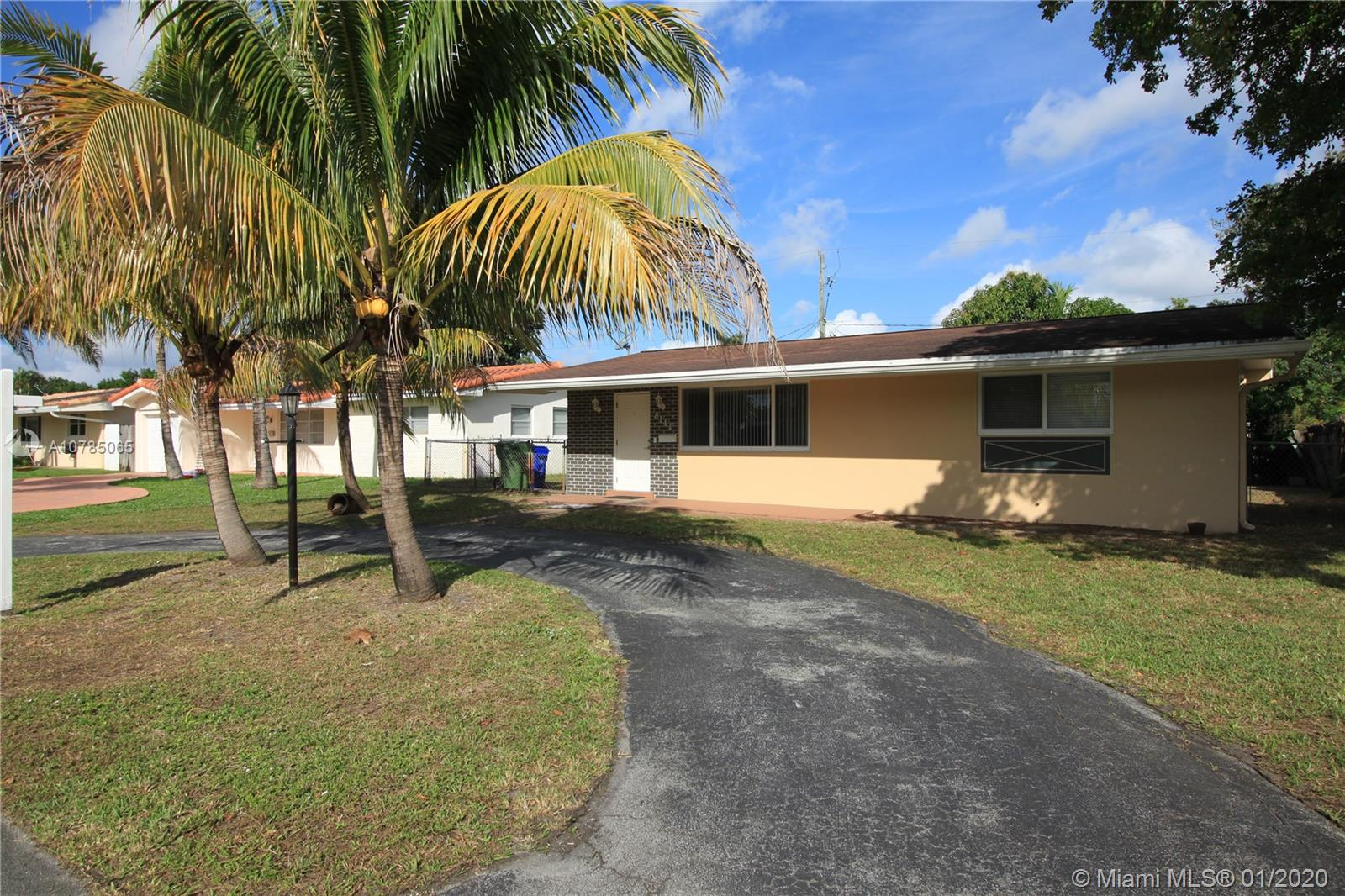 8141 NW 12th St  For Sale A10785065, FL