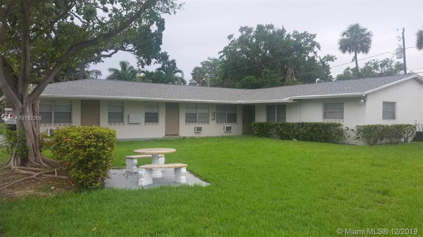1431 SW 24th Ct #1 For Sale A10792365, FL