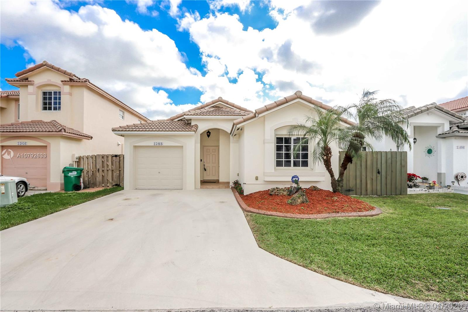 15068 SW 141st Ter  For Sale A10792633, FL