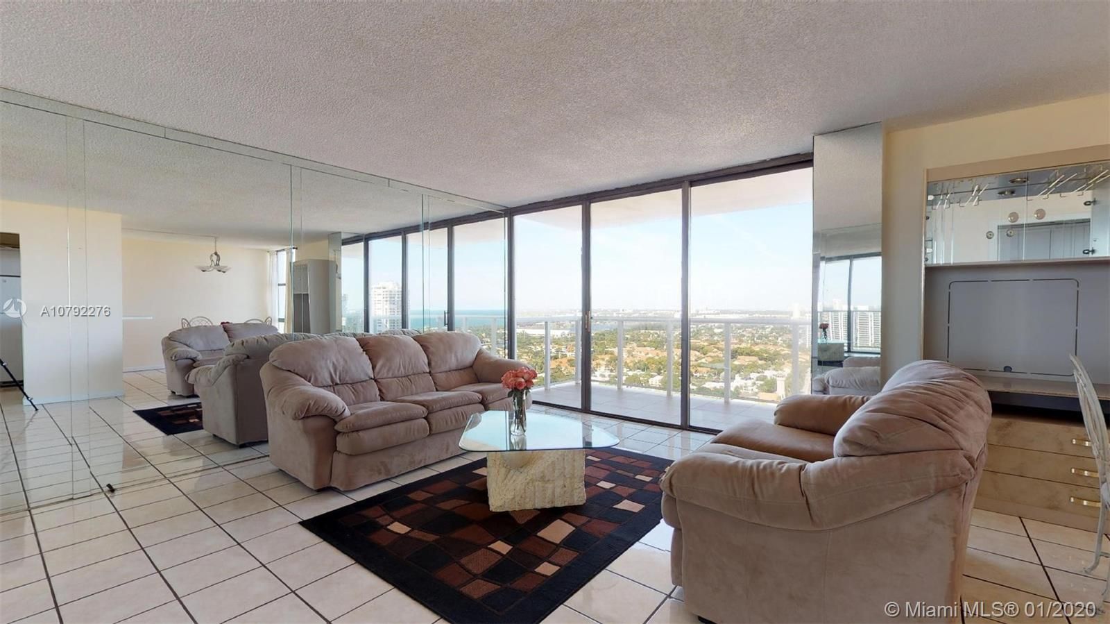 3625 N Country Club Dr #2601 For Sale A10792276, FL