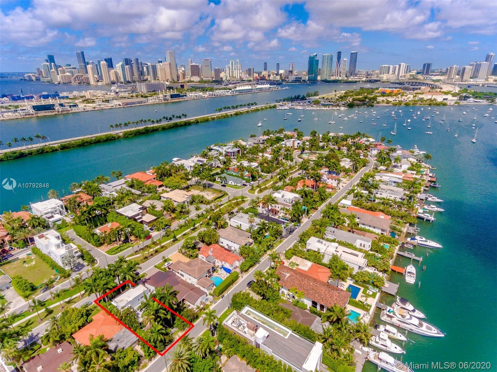 225  Palm Ave  For Sale A10792848, FL