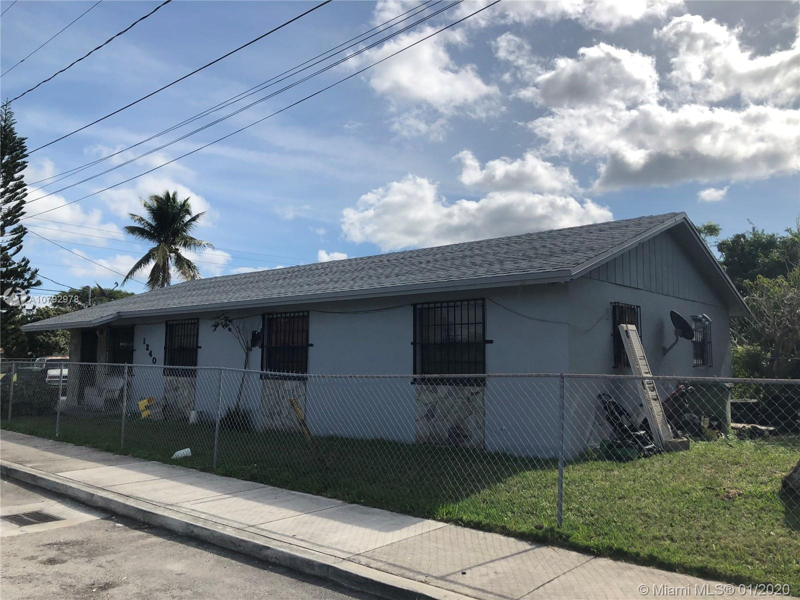 1240 NW 6th Ave, Florida City, FL 33034