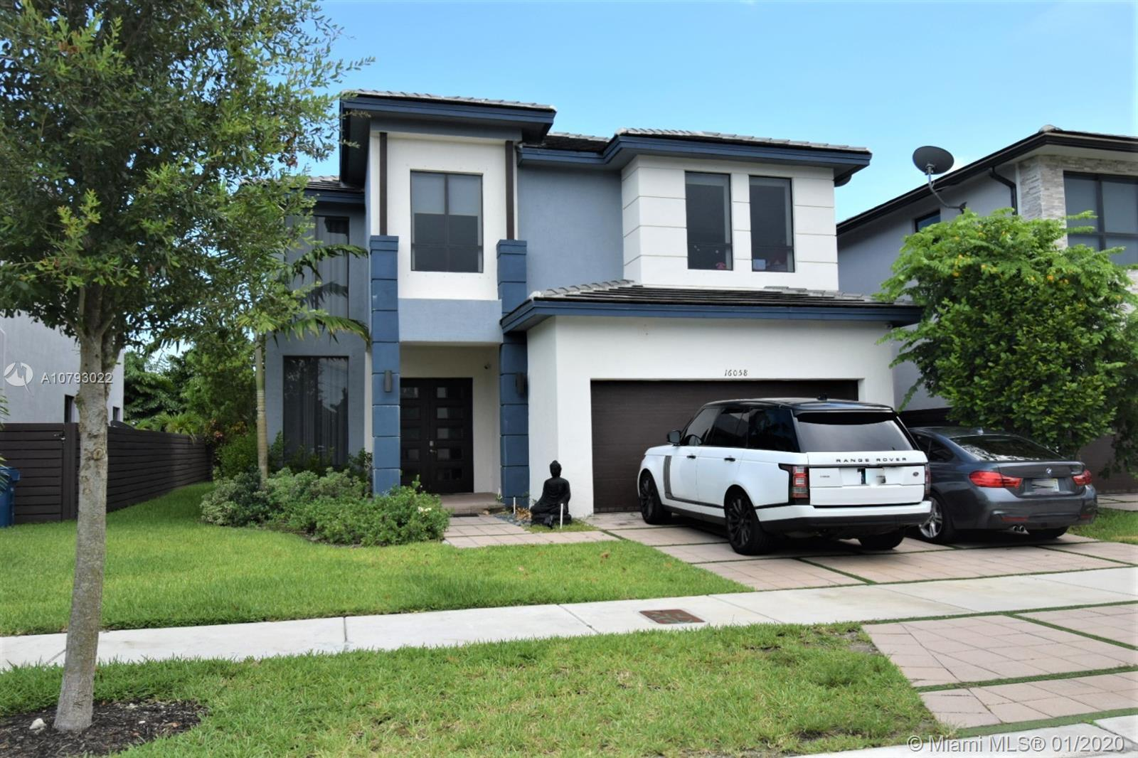 16058 SW 136th Way  For Sale A10793022, FL