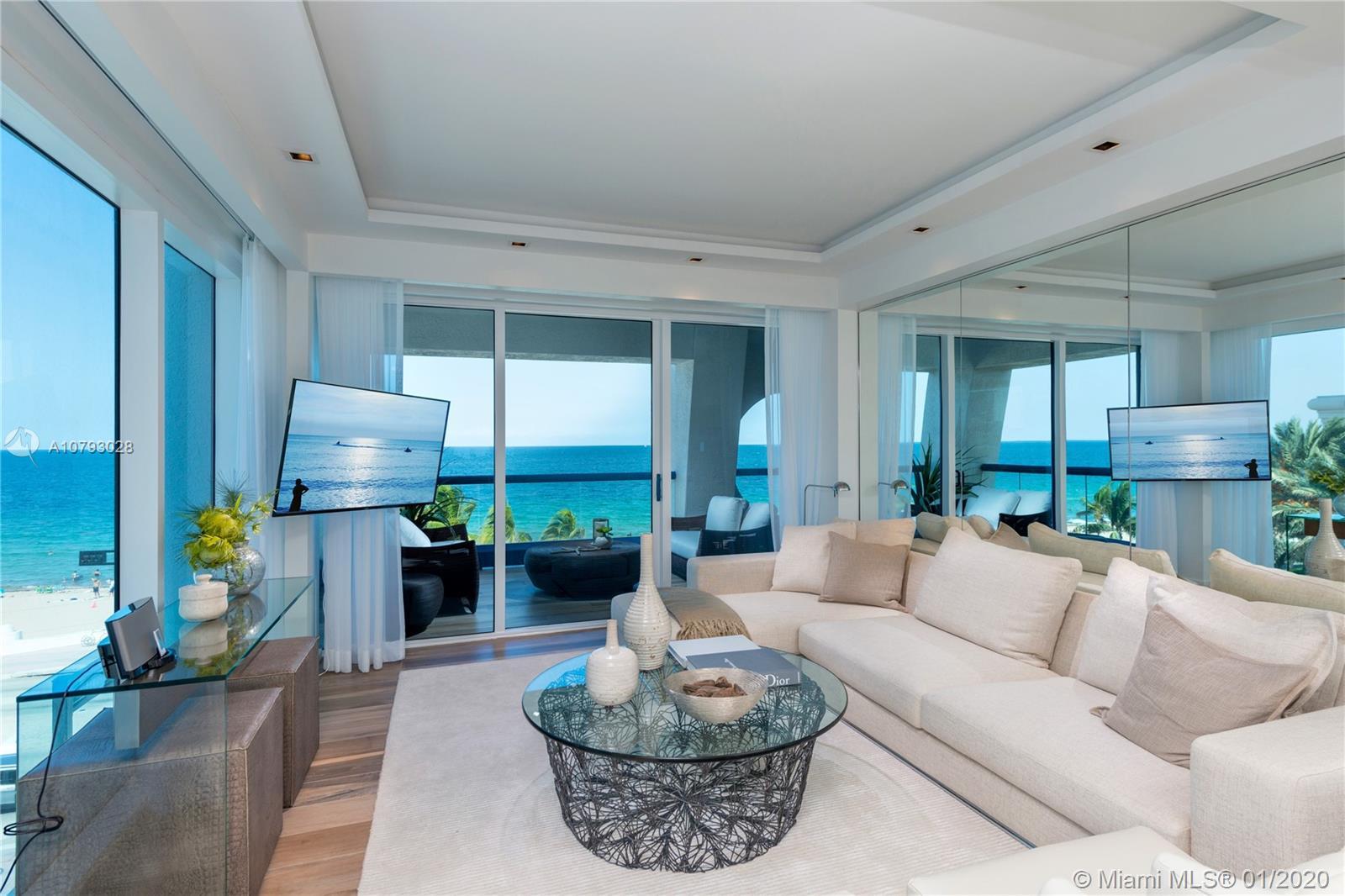 551 N Fort Lauderdale Beach Blvd #301 For Sale A10793028, FL