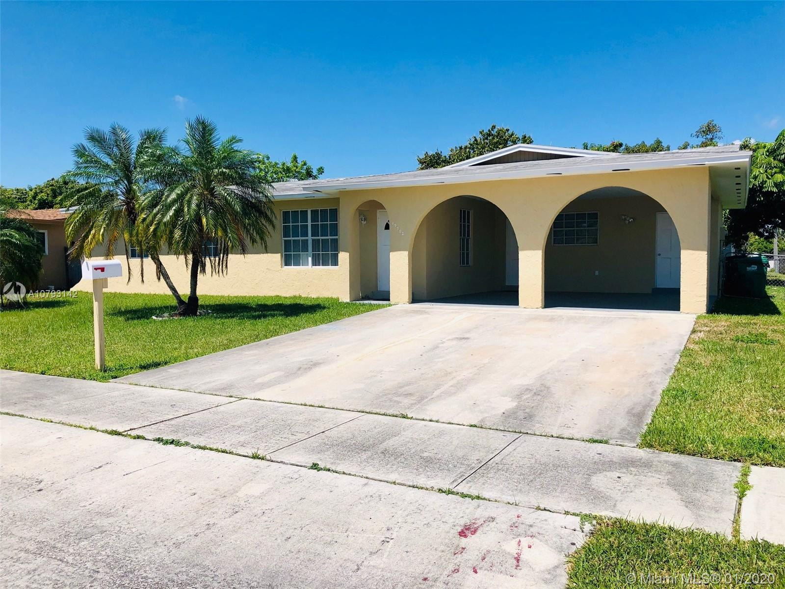 19702 SW 119th Ct  For Sale A10793142, FL