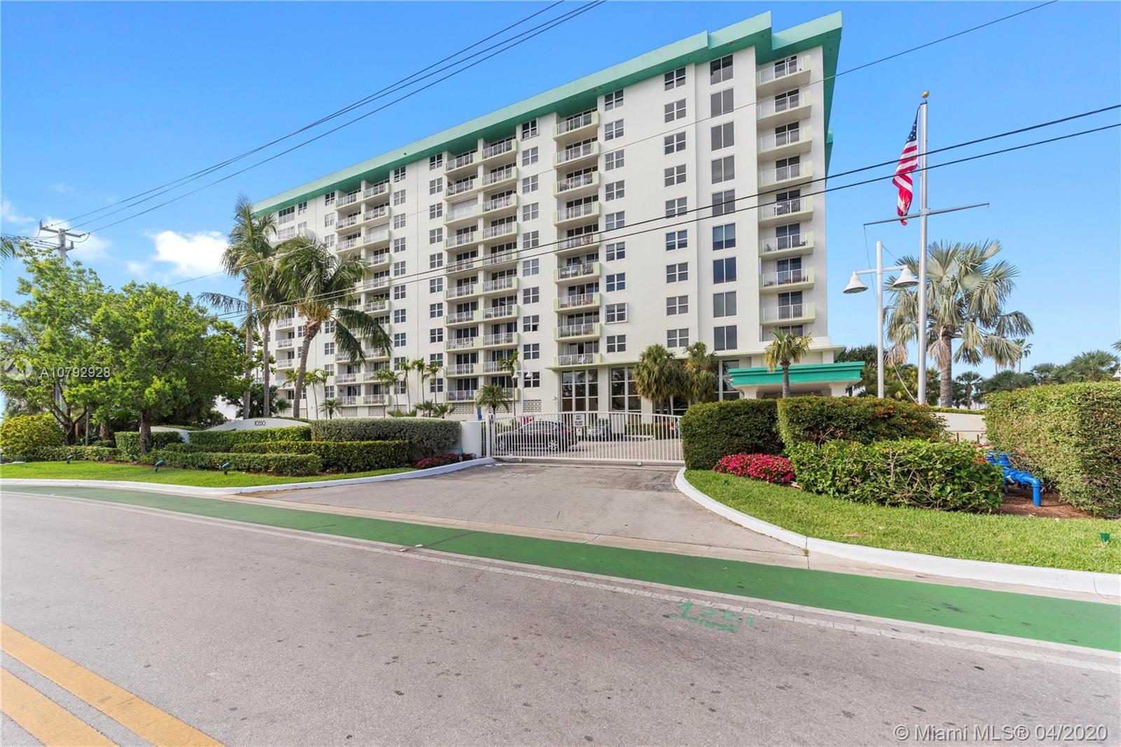 10350 W Bay Harbor Dr #2D For Sale A10792928, FL