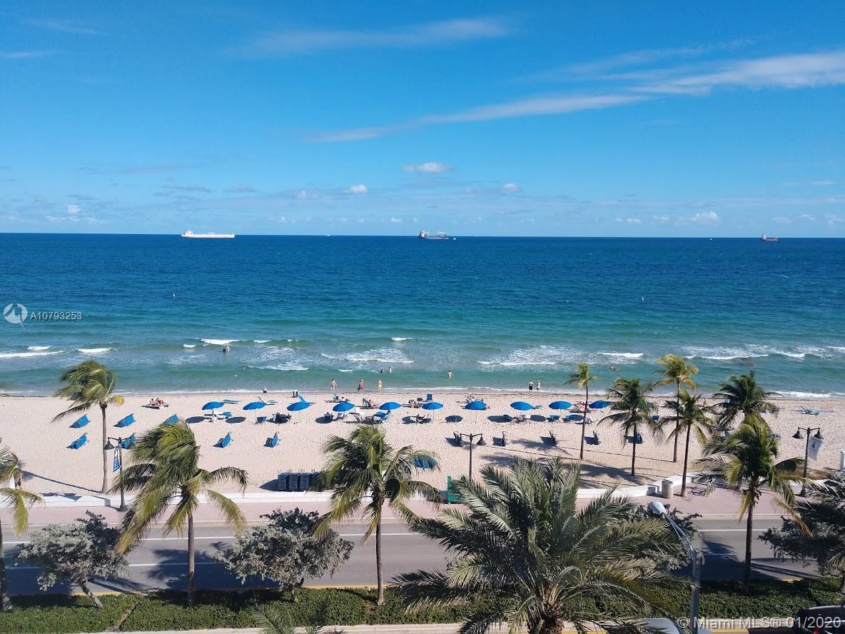 505 N Fort Lauderdale Beach Blvd #714 For Sale A10793253, FL
