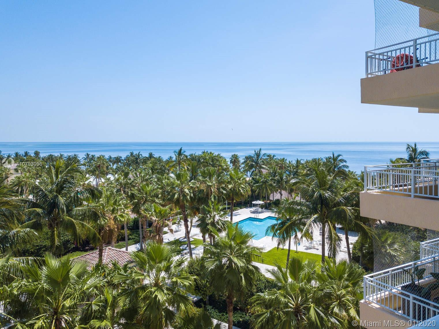 799  Crandon Blvd #606 For Sale A10793096, FL