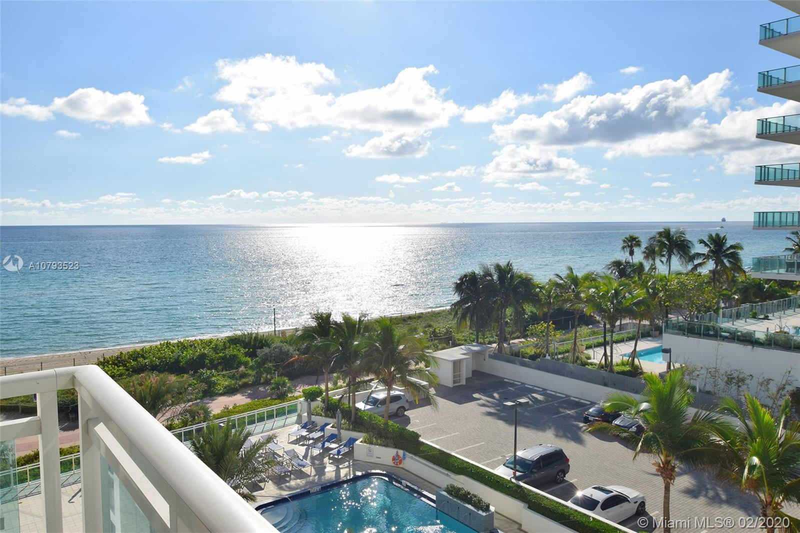 6917  Collins Ave #705 For Sale A10793523, FL