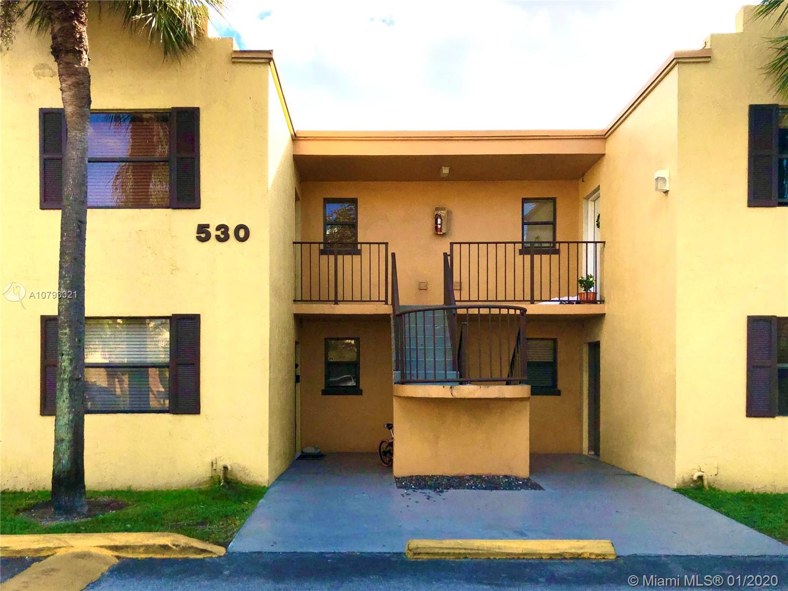 530 NW 114th Ave #103 For Sale A10793321, FL